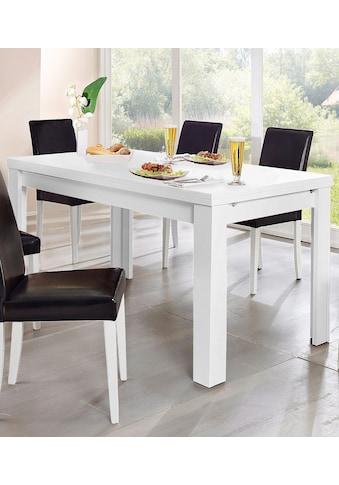 Mäusbacher Esstisch, mit Auszugsfunktion kaufen