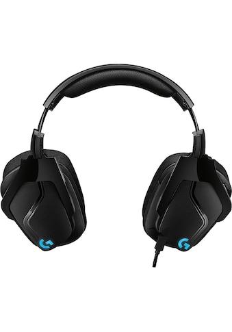 Logitech G »G635 7.1 Surround Sound LIGHTSYNC« Gaming - Headset kaufen