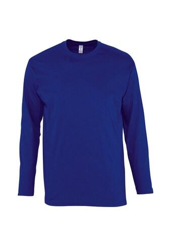 SOLS T-Shirt »Herren Monarch Longsleeve /, Langarm« kaufen