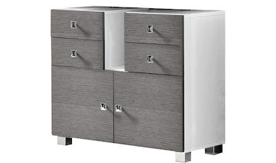 Schildmeyer Waschbeckenunterschrank »Bozen«, Breite 72,1 cm, Türen mit Soft-Close-Funktion kaufen