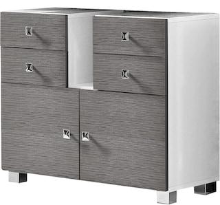 waschbeckenunterschrank schildmeyer bozen mit soft. Black Bedroom Furniture Sets. Home Design Ideas
