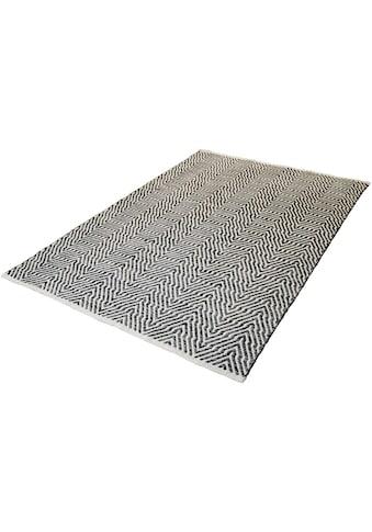 Teppich, »Luba 433«, calo - deluxe, rechteckig, Höhe 7 mm, handgewebt kaufen