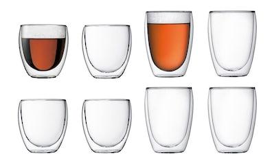 Bodum Espressoglas »Bodum Kaffeeglas Pavina 44288 l, 8 St«, (8 tlg.), 8 teilig kaufen