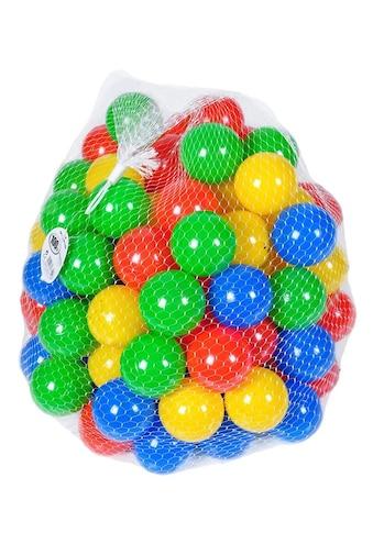 Knorrtoys® Bällebad-Bälle »bunt«, (100) kaufen