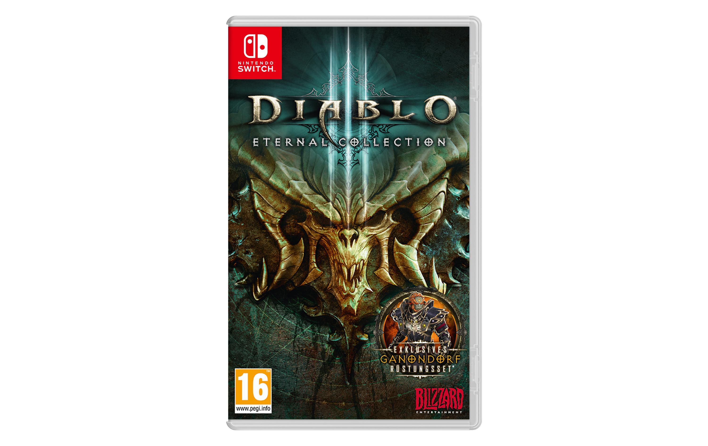 Image of Blizzard Diablo 3: Eternal Collection, Activision