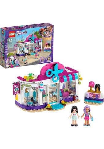LEGO® Konstruktionsspielsteine »Friseursalon von Heartlake City (41391), LEGO® Friends«, (235 St.) kaufen