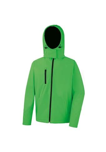 Result Softshelljacke »Core Herren Softshell Jacke Lite mit Kapuze« kaufen