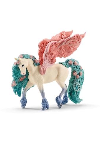Schleich® Spielfigur »bayala, Blütenpegasus (70590)« kaufen
