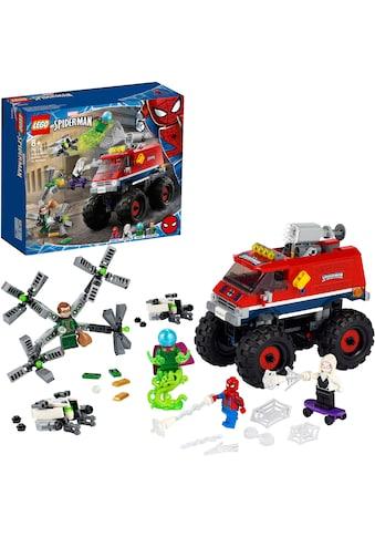 LEGO® Konstruktionsspielsteine »Spider-Mans Monstertruck vs. Mysterio (76174), LEGO® Marvel Super Heroes™«, (439 St.), Made in Europe kaufen