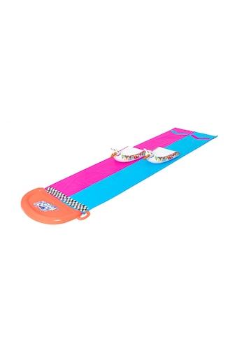 Bestway Wasserrutsche »Spielplatz Llama Rama Double Race Slide« kaufen