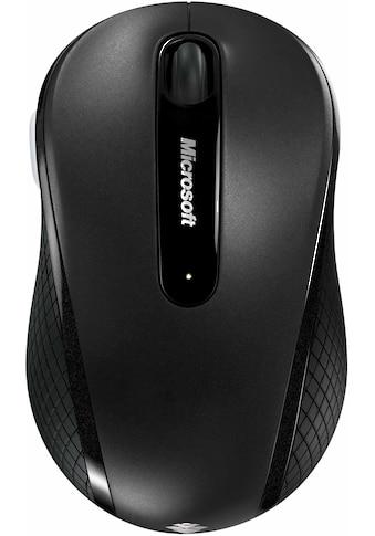 Microsoft Maus »Wireless Mobile 4000«, Funk kaufen