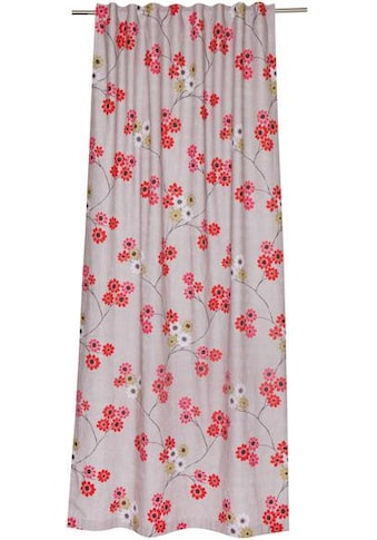 SCHÖNER WOHNEN-Kollektion Vorhang nach Mass »Pretty«, mit Blumenmuster kaufen