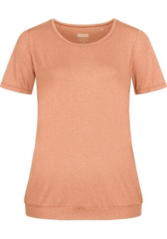 DEPROC Active Funktionsshirt »KITIMAT WOMEN«, Funktionsshirt in Melangeoptik kaufen