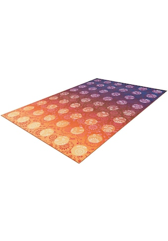 Arte Espina Teppich »Flash 2706«, rechteckig, 9 mm Höhe, feiner Chenille Teppich, kunstvolles Design, Wohnzimmer kaufen