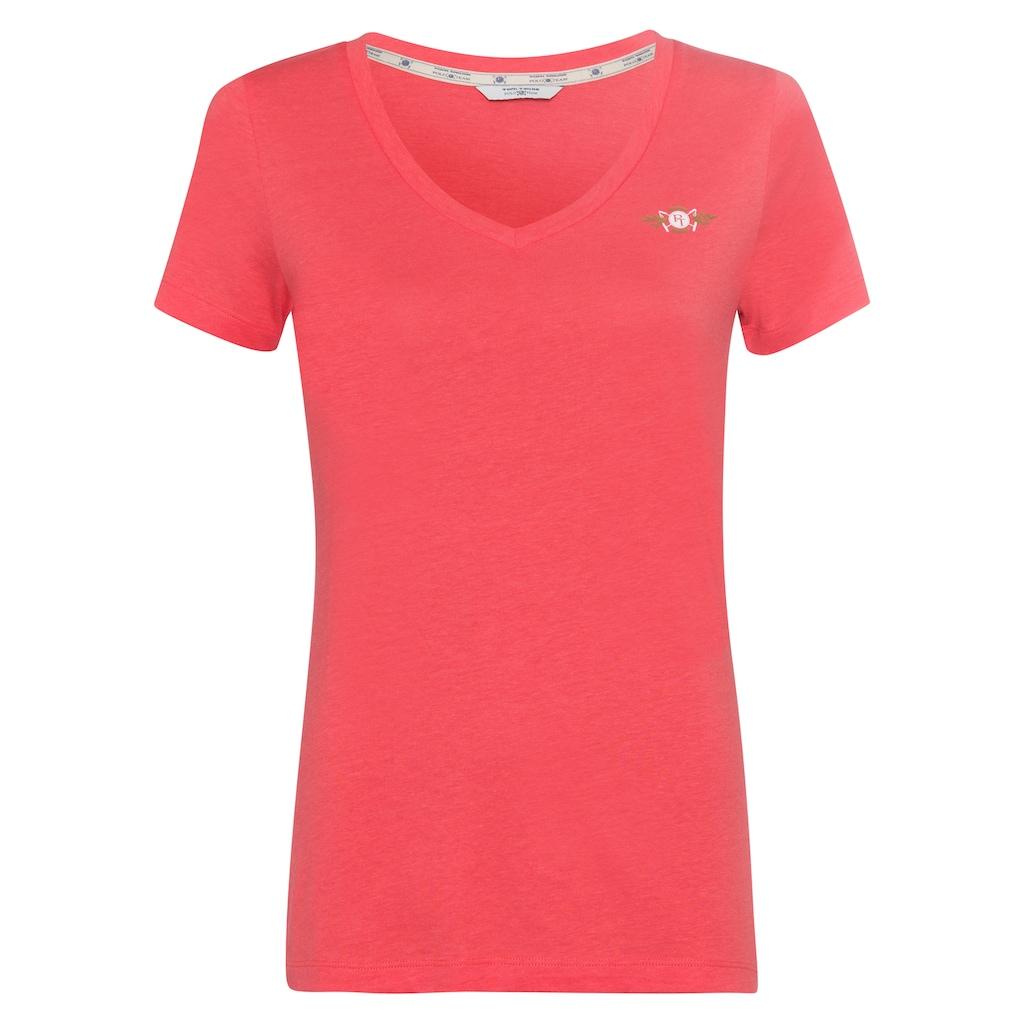 TOM TAILOR Polo Team T-Shirt, im farblich modischen Doppelpack