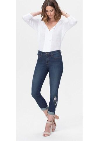 NYDJ Alina Rolled Cuff Ankle »in Premium denim« kaufen