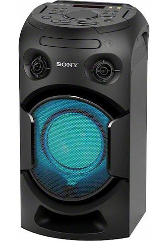 Sony »MHC - V21D« Audio - System (FM - Tuner) kaufen