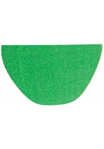 HANSE Home Fussmatte »Deko Soft«, halbrund, 7 mm Höhe, Fussabstreifer, Fussabtreter, Schmutzfangläufer, Schmutzfangmatte, Schmutzfangteppich, Schmutzmatte, Türmatte, Türvorleger, saugfähig, waschbar kaufen