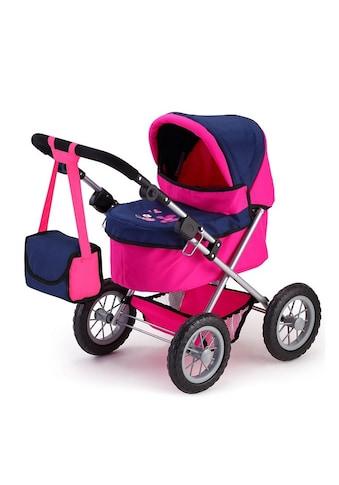 """Bayer Puppenwagen """"Trendy, pink/blau"""" kaufen"""