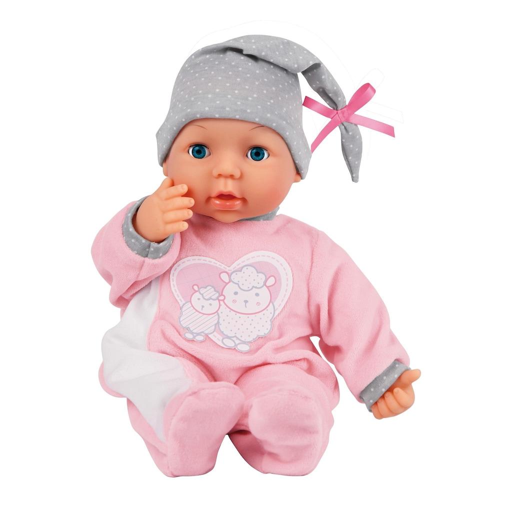 "Bayer Babypuppe ""My Piccolina Interactive"" (3-tlg.)"