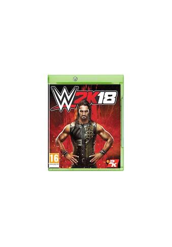 WWE 2K18, GAME kaufen