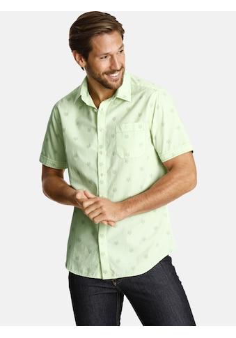 SHIRTMASTER Kurzarmhemd »wolfhead« kaufen