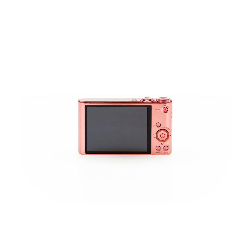 Sony Kompaktkamera »DSC-WX350P Pink«