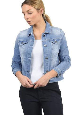 Blendshe Jeansjacke »Jeanie«, Übergangsjacke mit zwei Eingriffstaschen kaufen