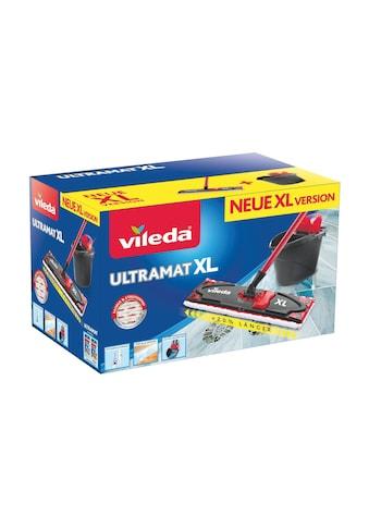 Bodenwischer - Set, Vileda, »UltraMat XL Komplettbox« kaufen