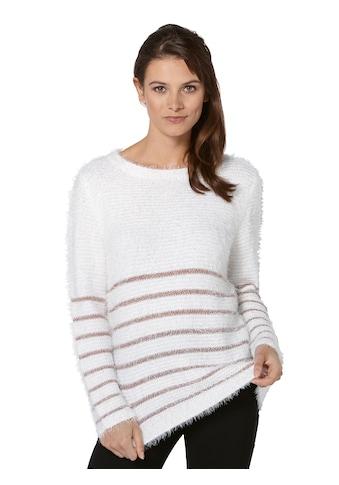 Ambria Pullover aus flauschigem, haarigem Garn kaufen