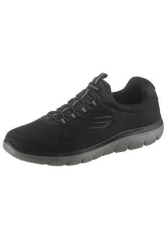 Skechers Slip-On Sneaker »Summits«, mit komfortabler Memory Foam-Ausstattung kaufen