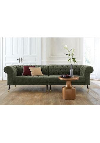 Guido Maria Kretschmer Home&Living Chesterfield - Sofa »Tinnum« acheter