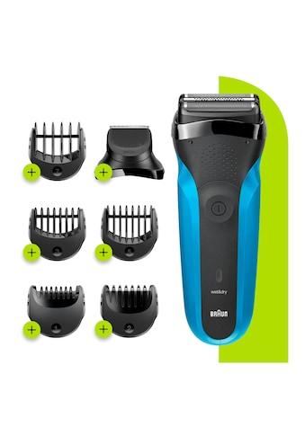Braun, Elektrorasierer Series 3 Shave&Style 310BT kaufen