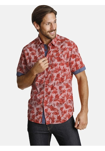 SHIRTMASTER Kurzarmhemd »hummingbirdheaven« kaufen