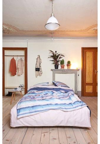 Journey Living Wendebettbezug »Milos«, (1 St.), verdeckter Reissverschluss kaufen