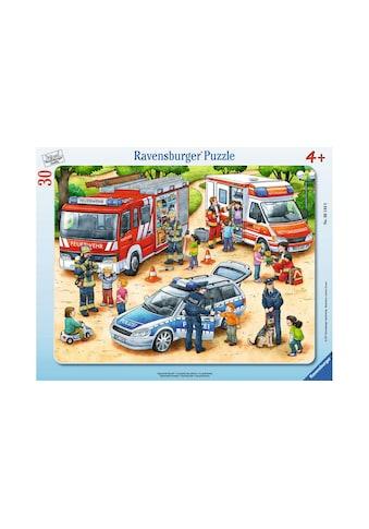 Ravensburger Puzzle »Spannende Berufe« kaufen
