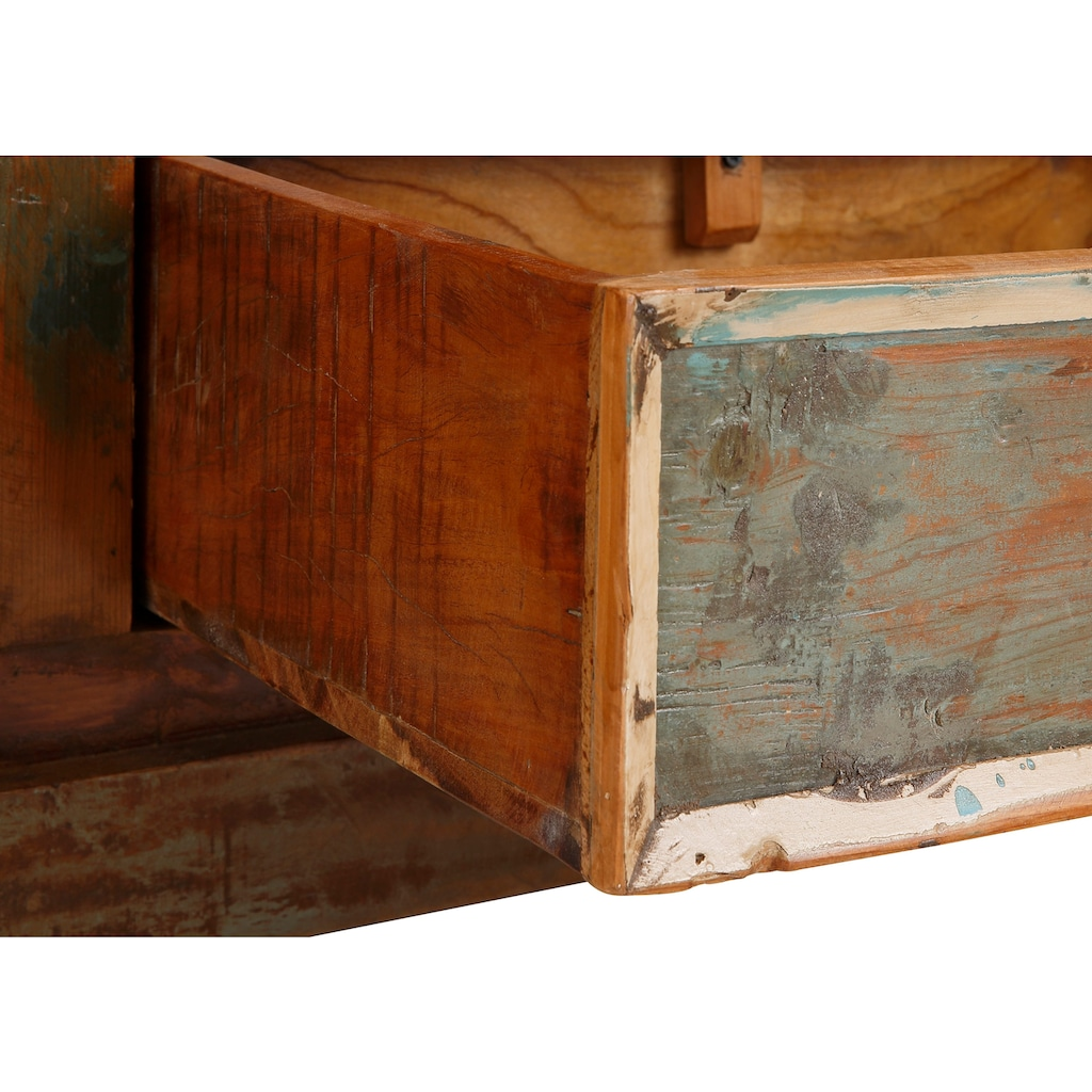 SIT Lowboard »Riverboat«, Breite 140 cm, Shabby Chic, Vintage