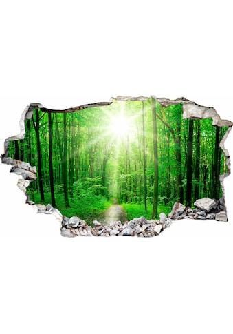Wall-Art Wandtattoo »Sunny Forest« kaufen