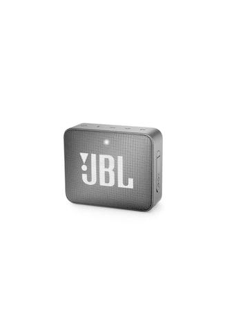 JBL Bluetooth-Lautsprecher »Bluetooth Speaker Go 2 Schwarz« kaufen