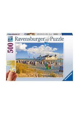 Ravensburger Puzzle »Strandkörbe in Ahlbeck« kaufen