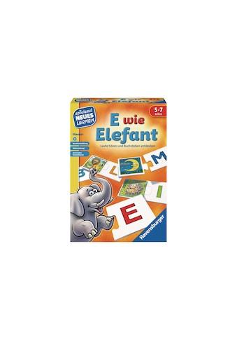 Ravensburger Spiel »E wie Elefant« kaufen