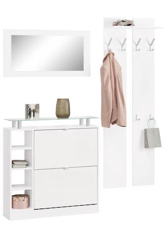 borchardt Möbel Garderoben - Set »Dolly« (Set, 3 - tlg) kaufen