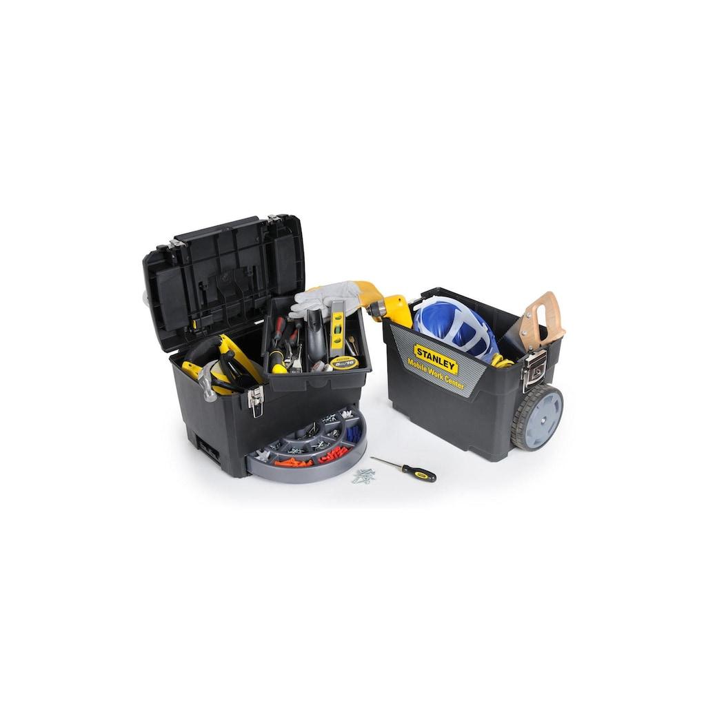 Werkzeugbox mit Rollen, Stanley