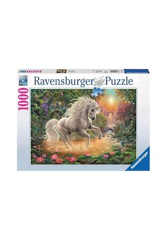 Ravensburger Puzzle »Mystisches Einhorn« kaufen