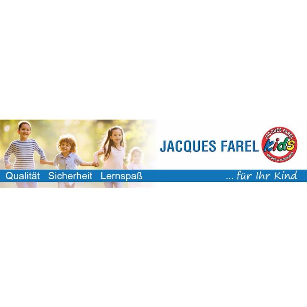 Jacques Farel Quarzuhr »ORG 02STA«