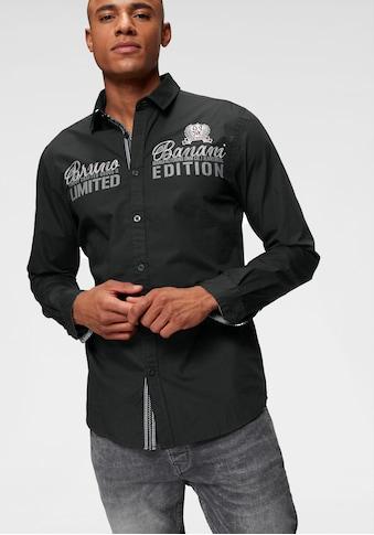 Bruno Banani Langarmhemd kaufen