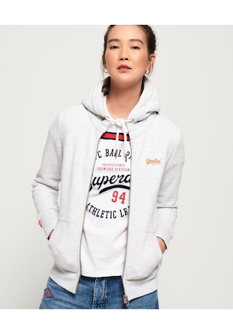 Superdry Kapuzensweatjacke »ORANGE LABEL ZIPHOOD« kaufen