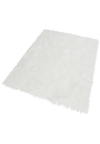 Fellteppich, »Dena«, Home affaire, rechteckig, Höhe 60 mm, maschinell getuftet kaufen