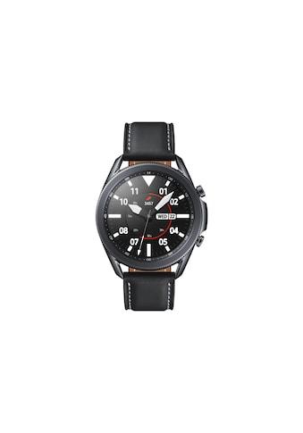 Samsung Smartwatch »Galaxy Watch 3 BT 45mm Schwarz« kaufen