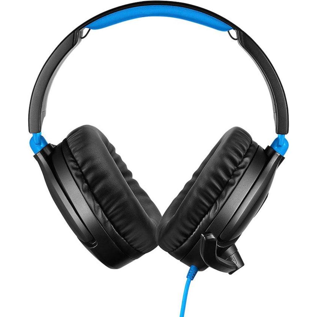 Turtle Beach Gaming-Headset »RECON 70 P für PS5, PS4 Pro und PS4 (Black)«